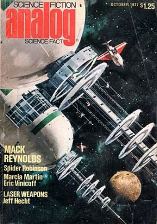 Analog Science Fiction and Fact, 1977 October