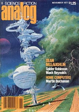 Analog Science Fiction and Fact, 1977 November