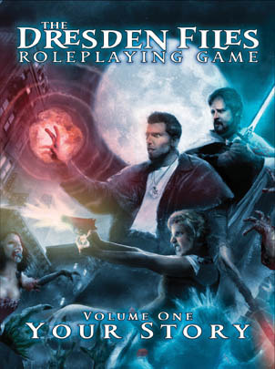 Your Story (The Dresden Files Roleplaying Game, #1)