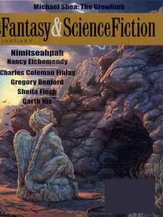 Fantasy & Science Fiction, January 2004 (The Magazine of Fantasy & Science Fiction, #624)