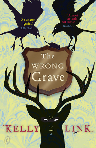 The Wrong Grave (Pretty Monsters #2)