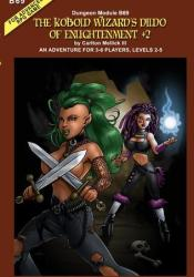 The Kobold Wizard's Dildo of Enlightenment +2 (an Adventure for 3-6 Players, Levels 2-5 Pdf Book