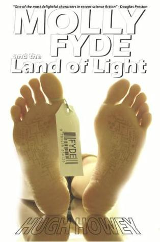 Molly Fyde and the Land of Light (The Bern Saga, #2)