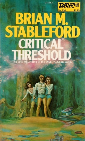 Critical Threshold (Daedalus Mission, #2)
