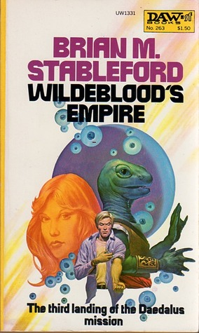 Wildeblood's Empire (Daedalus Mission, #3)