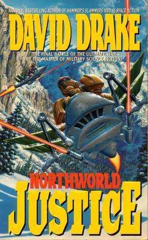 Justice (Northworld, #3)