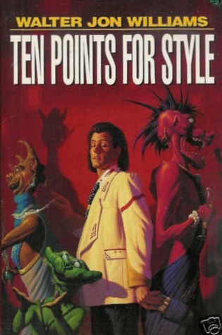 Ten Points for Style (Maijstral, #1-3)