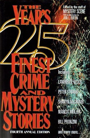 The Year's 25 Finest Crime and Mystery Stories: Fourth Annual Edition