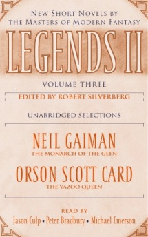 Legends II: New Short Novels by the Masters of Modern Fantasy: Volume Three (Legends 2, Volume 3of5)