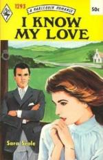I Know My Love by Sara Seale
