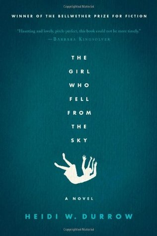 Image result for the girl who fell from the sky book