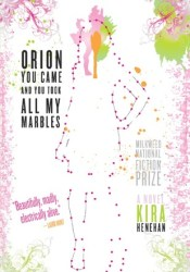 Orion You Came and You Took All My Marbles Pdf Book