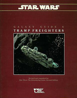 Star Wars: Galaxy Guide 6: Tramp Freighters