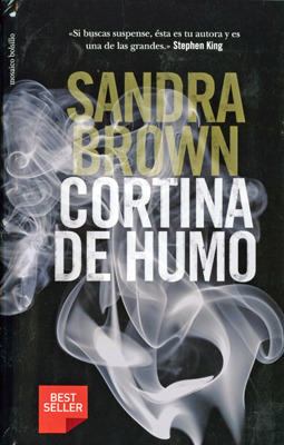 Cortina de humo by Sandra Brown