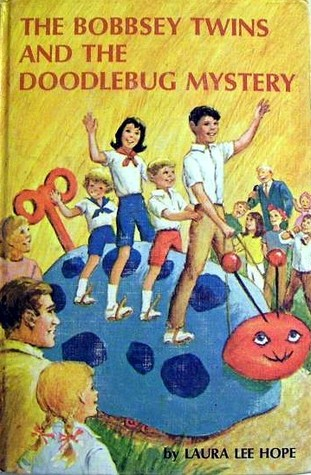 The Bobbsey Twins and the Doodlebug Mystery
