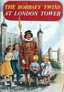 The Bobbsey Twins At London Tower