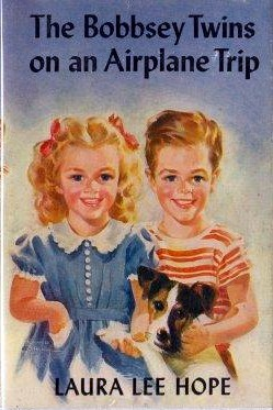 The Bobbsey Twins on an Airplane Trip