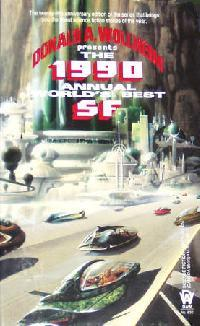 The 1990 Annual World's Best SF