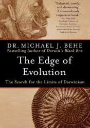 The Edge of Evolution: The Search for the Limits of Darwinism Pdf Book