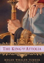 The King of Attolia (The Queen's Thief, #3) Pdf Book