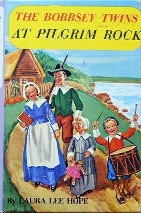The Bobbsey Twins At Pilgrim Rock