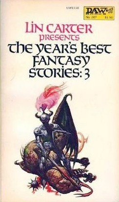 The Year's Best Fantasy Stories 3