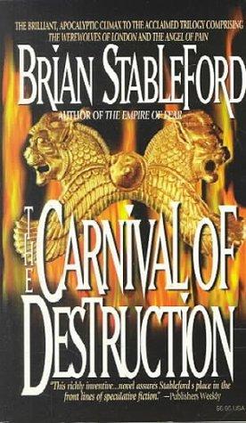 The Carnival of Destruction (David Lydyard, #3)