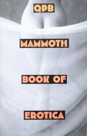 QPB Mammoth Book of Erotica