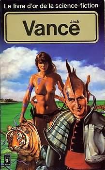 Le livre d'or de la science-fiction: Jack Vance