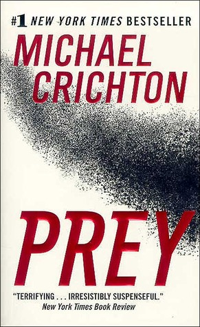 Prey Book Cover