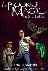 The Invitation (The Books of Magic, #1)