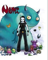 Monstermaskinen (Nemi, #6)