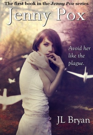 #Printcess review of Jenny Pox by JL Bryan