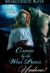 Claimed by the Wolf Prince (Legend of the Faol #1)