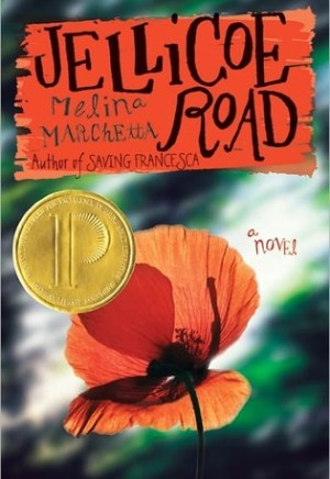 #Printcess review of On the Jellicoe Road by Melina Marchetta