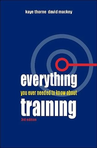 Everything You Ever Needed to Know about Training