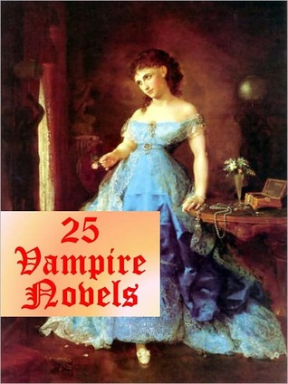 25 Favorite Vampire Novels and Stories