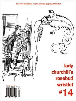 Lady Churchill's Rosebud Wristlet No. 14