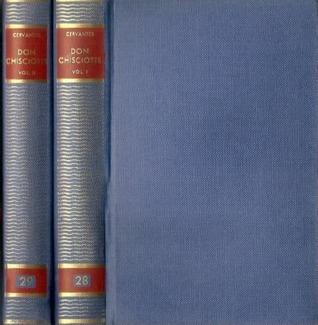 Don Chisciotte della Mancia, 2 volumi