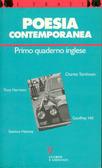 Poesia contemporanea. Primo quaderno inglese
