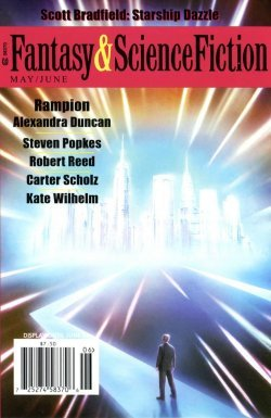Fantasy & Science Fiction, May/June 2011 (The Magazine of Fantasy & Science Fiction, #695)