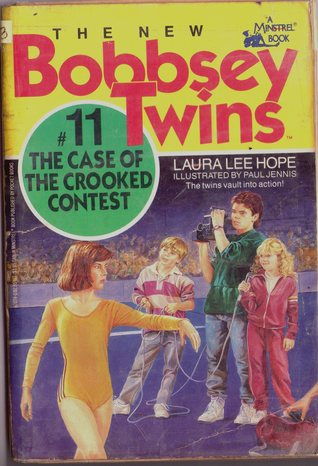 The Case of the Crooked Contest (The New Bobbsey Twins #11)