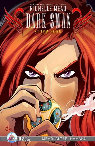 Storm Born #2 (Dark Swan Comic, #2)