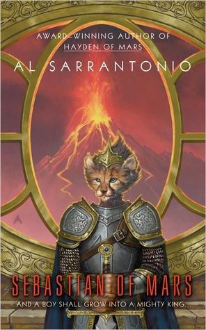 Sebastian of Mars (Masters of Mars, #2)