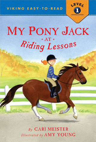 My Pony Jack at Riding Lessons (Viking Easy-To-Read - Level 1)