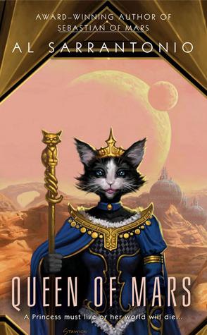 Queen of Mars (Masters of Mars, #3)