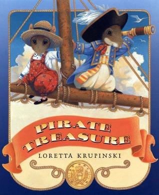 Image result for Pirate Treasure by Loretta Krupinski cover