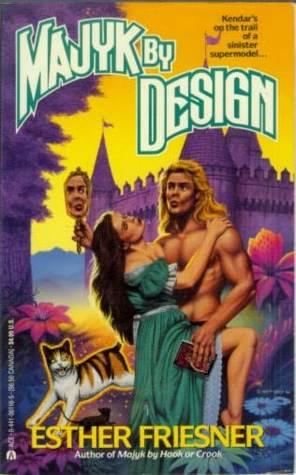 Majyk By Design (Majyk, #3)