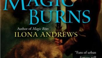 Magic Burns (Kate Daniels #2) – Ilona Andrews