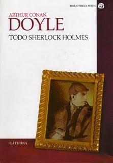 Todo Sherlock Holmes